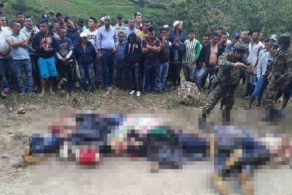 """Los obispos colombianos repudian los """"abominables"""" asesinatos de campesinos y líderes sociales"""