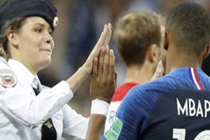 Tras saltar varios espontáneos durante la final del Mundial, todo el mundo ha hecho el mismo comentario