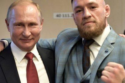 """Conor McGregor fue al Mundial como """"huésped invitado por Putin"""""""