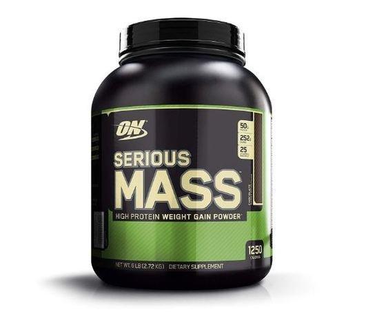 """Optimum Nutrition ON Serious Mass proteina en polvo"