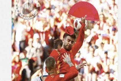 Lluvia de memes tras la derrota de España ante Rusia