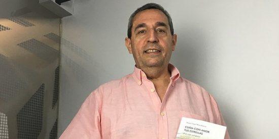 """Miguel Ángel Mesa: """"La vida de Jesús nos debería invadir a los cristianos"""""""