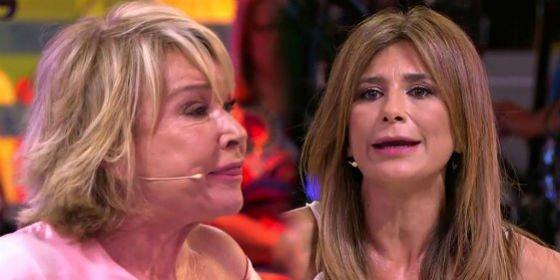 """Bronca brutal entre Gema López y Mila Ximénez: """"¡Yo me quito las bragas cuando me da la gana!"""""""