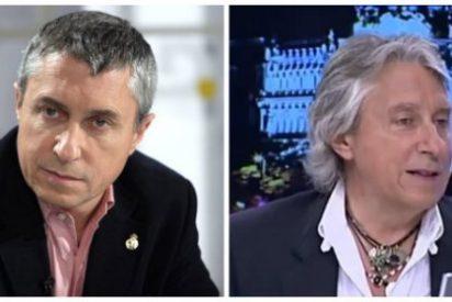 """Twitter se mofa del brutal cambio de Melchor Miralles: """"¿Qué pasó aquella noche entre Lauren Postigo y Chelo García Cortés?"""""""