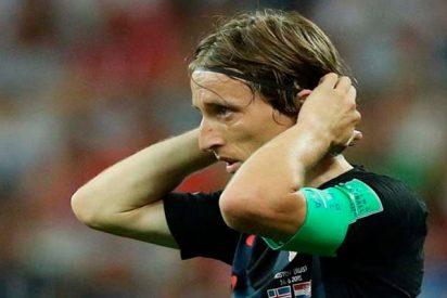 ¿Sabes por qué podría enfrentarse Modric a 5 años de cárcel?
