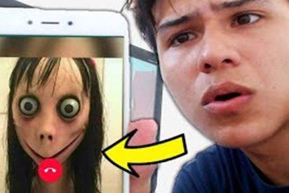 Así es 'Momo', el juego macabro en WhatsApp que alertó a las autoridades mexicanas