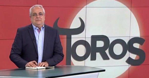 Al podemita director de Telemadrid no le gustan los toros y despide al histórico Miguel Ángel Moncholi