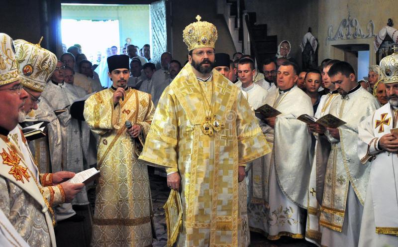 Se celebran los 1030 años de cristianismo en Ucrania