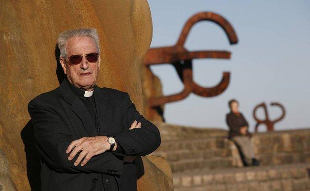 """El vicario pastoral de Donostia cree """"injusta"""" la imagen política de Setién"""