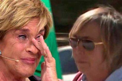 Telecinco: 'Sálvame' desvela el rostro de Marta, la esposa de Chelo García Cortés