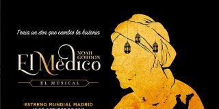 El musical 'El Médico' completa su elenco y presenta nueva imagen a tres meses del estreno