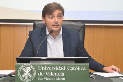 """Cáritas Valencia denuncia en la UCV que """"el trabajo sea hoy un espacio de vulnerabilidad"""""""