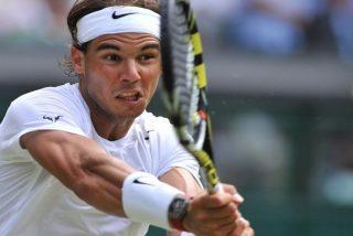 Rafa Nadal: el elegante gesto tras vencer a Del Potro que puso en pie a Wimbledon