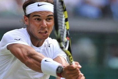 El elegante gesto de Nadal tras vencer a Del Potro que ha puesto en pie a Wimbledon