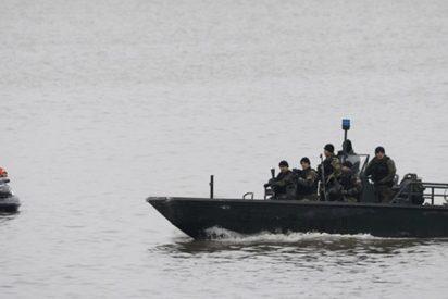 Un barco español naufraga en las costas de Argentina