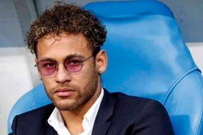 Neymar cambia el rollo, deja de hablar del Real Madrid y ahora da calabazas a Florentino