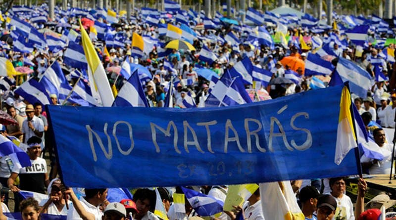 CELAM convoca a una oración por Nicaragua en toda Latinoamérica