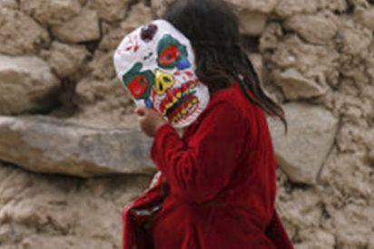 """Marido asesina a su """"mujer"""", una niña de nueve años en Afganistán"""