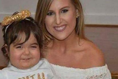 La niña que pudo llevar los anillos al vencer al cáncer