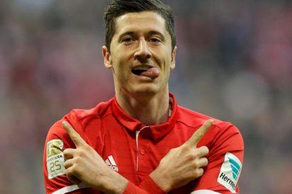 El 'matador' Lewandowski decide salir del Bayern y elige como opción prioritaria al Real Madrid