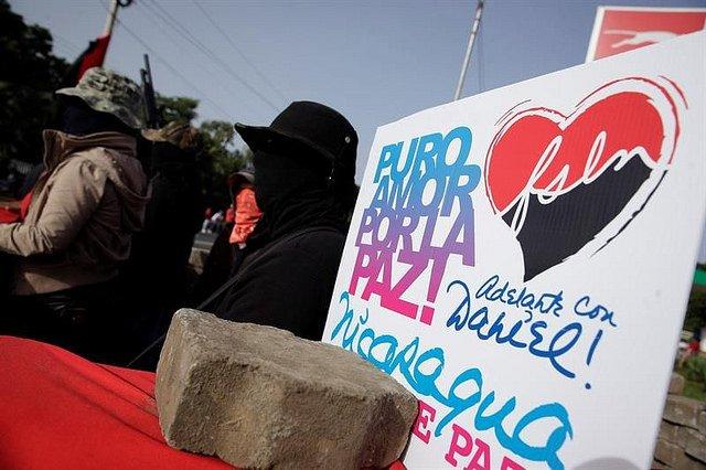 Nueva jornada violenta en Nicaragua arroja al menos dos muertos y cinco heridos
