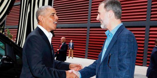 El loco fin de semana de Barack Obama y su familia en Madrid