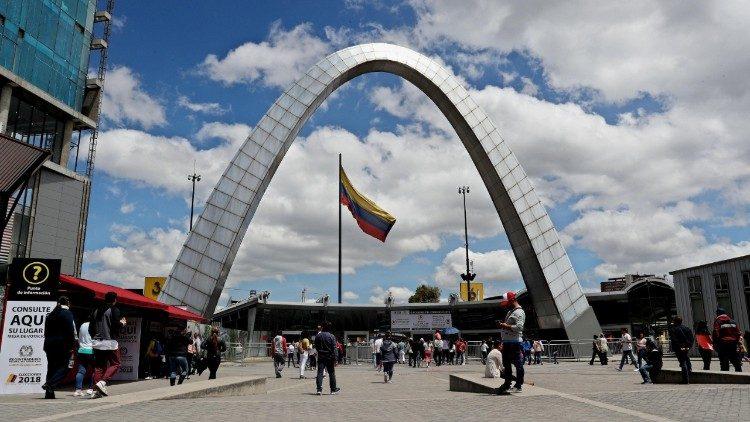 Los obispos colombianos piden al Gobierno impulsar el desarrollo para alcanzar la paz