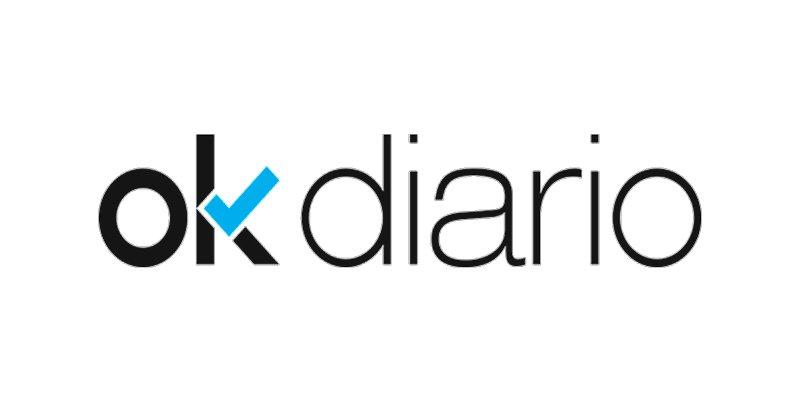 Resultado de imagen de logo okdiario