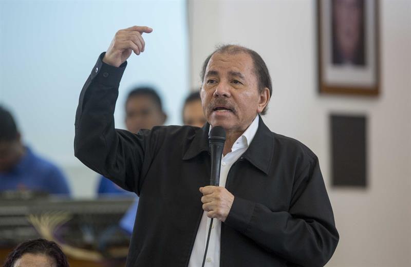 Daniel Ortega se 'atrinchera' contra EEUU: mantendrá tras rejas a cinco candidatos a la presidencia