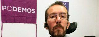 Los zarrapastrosos Echenique, Rufián y Monedero insultan a Casado a los cinco minutos de ser elegido nuevo líder del PP