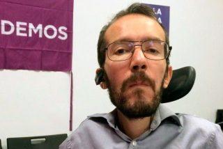 Pablo Echenique: Tramposo, falso, incoherente y además un pelota de cuidado
