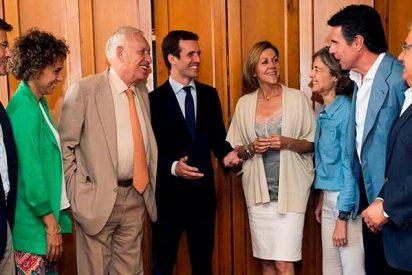 """César Valdeolmillos Alonso: """"El cambio de caras"""""""
