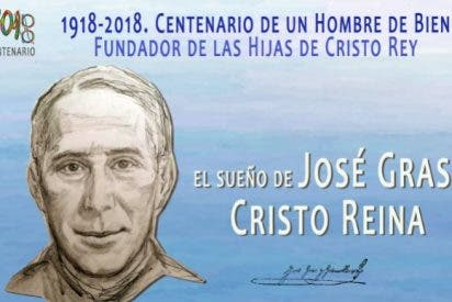 El Colegio Cristo Rey de Las Rozas celebra la clausura del Centenario del Padre Gras