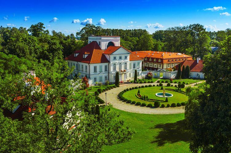Polonia: Cinco hoteles históricos donde dormir como un Rey