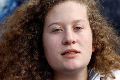 Liberan, tras 8 meses en prisión, a la adolescente palestina que provocaba a bofetadas a los soldados israelíes