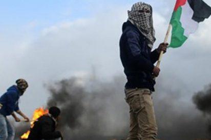 Crudos choques entre palestinos y fuerzas israelíes deja varios heridos en Gaza