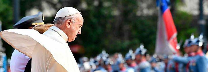 La Justicia chilena podría llamar a declarar al Papa Francisco