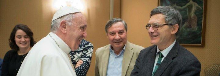 """Paolo Ruffini: """"Como dice el Papa, las reformas son un caminar juntos"""""""