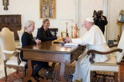 El Papa recibe en audiencia a una líder conservacionista de Chile y Argentina