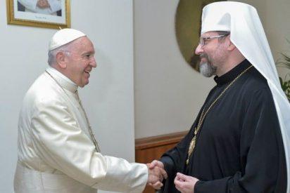 "Shevchuk comparte con el Papa la ""realidad dolorosa"" de la Iglesia greco-católica ucraniana"