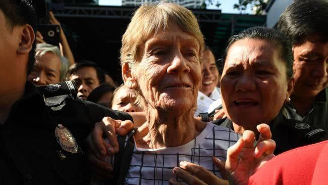 """Filipinas expulsa a una monja australiana por sus """"actividades políticas"""""""