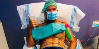 Pau Donés muestra en las redes sociales su lucha día a día contra el cáncer de colón que padece