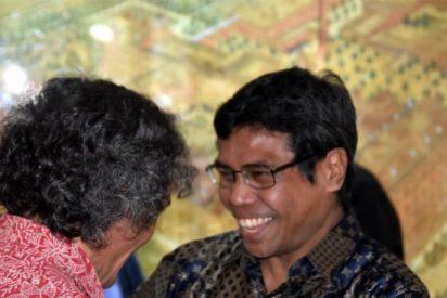 Los Verbitas eligen como nuevo Superior General al Padre Paulus Budi Kleden