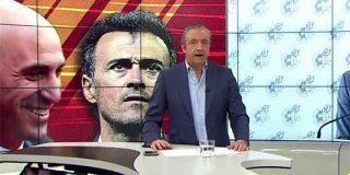 "Pedrerol incendia Twitter al culpar a Rubiales de haber elegido al ""azote del madridismo"""