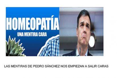 """Manuel del Rosal: """"Pedro Sánchez el homeópata"""""""