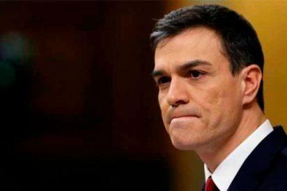 Los independentistas catalanes tienen a Pedro Sánchez agarrado por los 'güevos' y van a apretar