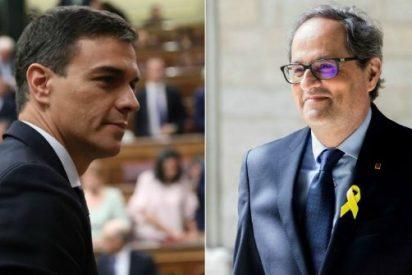 Pedro Sánchez consuma su traición trasladando a los golpistas presos a cárceles catalanas