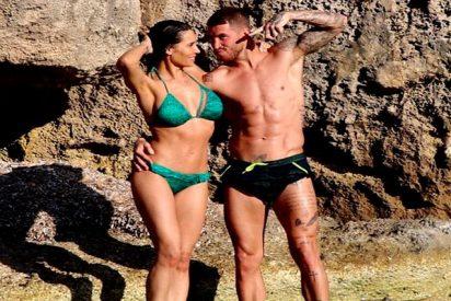 Pilar Rubio y Sergio Ramos presumen de cuerpazos en sus vacaciones en familia