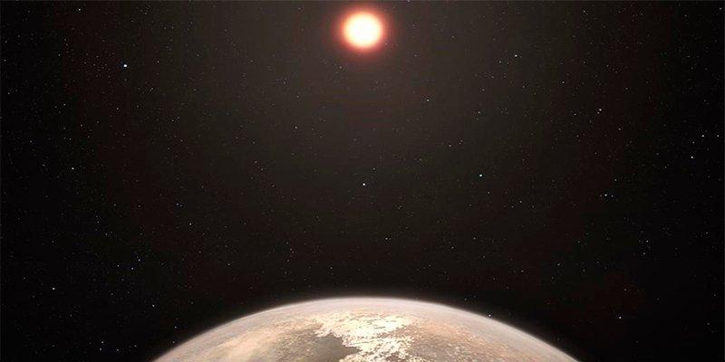 Ross 128b es un mundo templado y con agua líquida