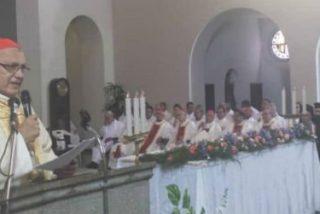 Maduro niega el 'placet' al cardenal Porras y el Papa lo nombra 'administrador apostólico' de Caracas